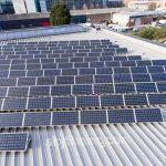 Leeds museum roof solar panels inspection