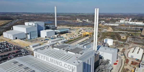 Ferrybridge Multifuel Power Plant