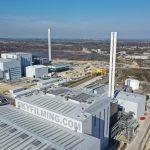 Ferrybridge Multifuel Power Plant
