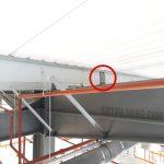 Internal drone roof instection Gateshead